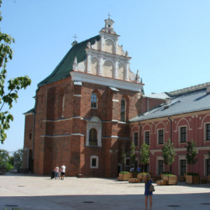 Lublin Audio Guides - Lublin's Old Town and Deptak   Lublin Audio Tours